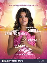 GINA RODRIGUEZ JANE THE VIRGIN (2014 Stock Photo - Alamy