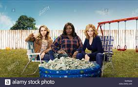 WHITMAN,RETTA,HENDRICKS, GOOD GIRLS, 2018 Stock Photo - Alamy
